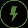 Stromqualität-verbessern-grün